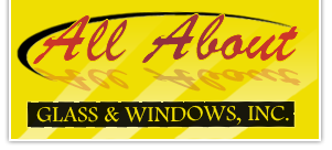 All About Glass and Windows Logo