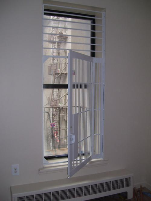 Window Guards Amp Gates New York All About Glass Amp Windows